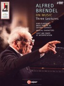 Alfred Brendel - Three Lectures On Music - DVD