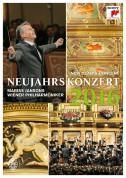 Mariss Jansons, Wiener Philharmoniker: New Year's Concert 2016 - DVD