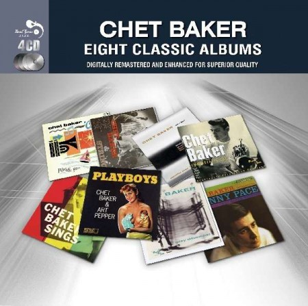 Chet Baker: Eight Classıc Albums - CD