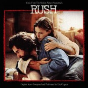 Eric Clapton: Rush: Music From The Motion Picture Soundtrack - Plak