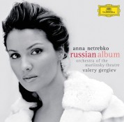 Anna Netrebko, Orchestra of the Mariinsky Theatre, Valery Gergiev: Anna Netrebko - Russian Album - CD