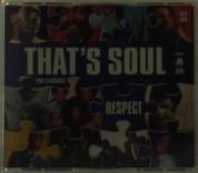That's Soul: Respect - CD