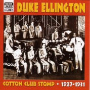 Duke Ellington: Ellington, Duke: Cotton Club Stomp (1927-1931) - CD