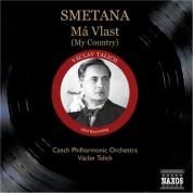 Vaclav Talich: Smetana: Ma Vlast (My Country) (Talich) (1954) - CD