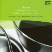 Maria Kliegel: Haydn: Cello Concertos Nos. 1 and 2 / Sinfonia Concertante - CD