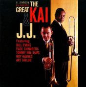J.J. Johnson, Kai Winding: The Great Kai & J.J. - CD