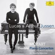 Lucas Jussen, Arthur Jussen: Mozart: Double Piano Concertos - CD