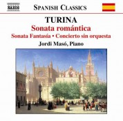 Turina, J.: Piano Music, Vol. 2 - CD