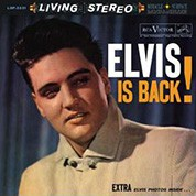 Elvis Presley: Elvis is Back (45rpm-edition) - Plak
