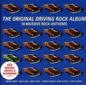 Çeşitli Sanatçılar: The Original Driving Rock Album - CD