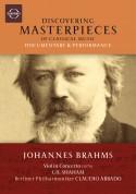 Berliner Philharmoniker, Gil Shaham, Wolfgang Sandberger: Discovering Masterpieces - Brahms: Violin Concerto - DVD