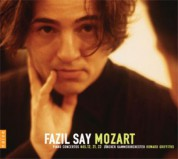 Fazıl Say: Mozart: Piano Concertos no 12, 21, 23 - CD