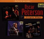 Oscar Peterson: Triple Play - CD