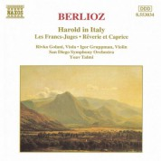 Berlioz: Harold in Italy / Les Francs-Juges - CD