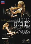 Julia Fischer, Junge Deutsche Philharmonie, Matthias Pintscher: Julia Fischer - Violin & Piano - DVD