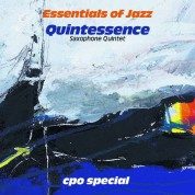 Quintessence Saxophone Quintet - Jazz Essentials - CD