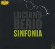 Gothenburg Symphony Orchestra, London Voices, Peter Eötvös: Berio: Sinfonia - CD
