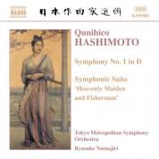 Hashimoto: Symphony No. 1 / Symphonic Suite - CD