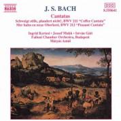 Bach, J.S.: Cantatas, Bwv 211-212 - CD