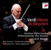 Lorin Maazel, Münchner Philharmoniker, Philharmonischer Chor München: Verdi: Requiem - CD