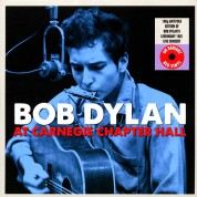 Bob Dylan: At Carnegie Chapter Hall (Red Vinyl) - Plak
