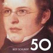 Çeşitli Sanatçılar: 50 Best Schubert - CD