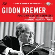 Gidon Kremer: The Russian Archieves - Kremer plays 20th Century Composers - CD