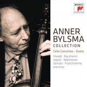 Anner Bylsma Collection - Cello Concertos - Duets - CD