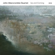 John Abercrombie: Up And Coming - Plak