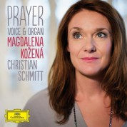 Magdalena Kožená, Christian Schmitt: Magdalena Kožená - Prayer - CD
