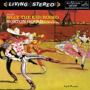 Morton Gould: Copland: Billy the Kid - Rodeo (200 g) - Plak