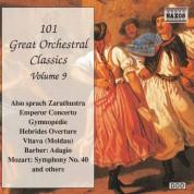 Çeşitli Sanatçılar: 101 Great Orchestral Classics, Vol.  9 - CD