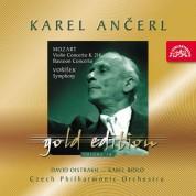 Karel Ancerl, Czech Philharmonic Orchestra, David Oistrakh: Mozart / Vorisek - CD
