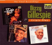 Dizzy Gillespie: Triple Play - CD