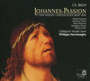 Collegium Vocale Gent, Philippe Herreweghe: J.S. Bach: St. John Passion - CD