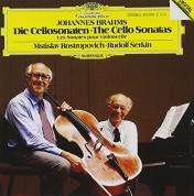 Mstislav Rostropovich, Rudolf Serkin: Brahms: Cello Sonatas Op. 38+99 - CD