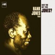 Hank Jones: Have You Met This Jones? - CD