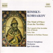 Rimsky-Korsakov: Maid of Pskov (The) / Fairy Tale - CD