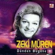 Zeki Müren: Dünden Bugüne 8 - CD