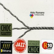Aldo Romano: Threesome - CD