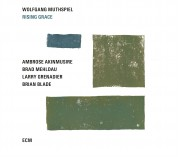 Wolfgang Muthspiel: Ricing Grace - CD