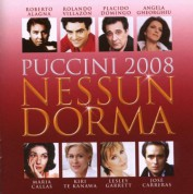 Çeşitli Sanatçılar: Nessun Dorma - Puccini 200 - CD