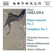 Dmitry Yablonsky: Ohzawa: Piano Concerto No. 2 / Symphony No. 2 - CD