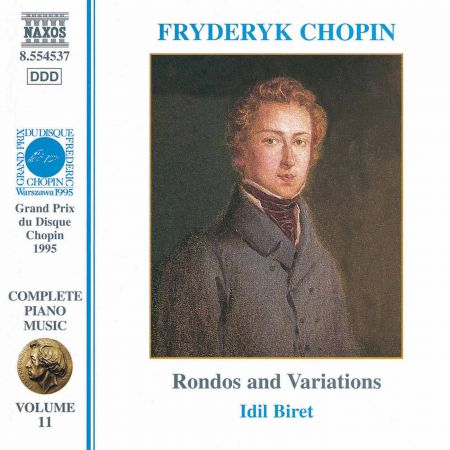 İdil Biret: Chopin: Rondos and Variations - CD