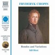 İdil Biret: Chopin: Rondos and Variations - CD