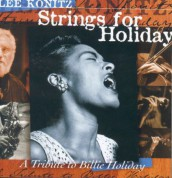 Lee Konitz: Strings For Holiday - CD