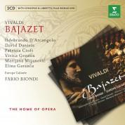 Fabio Biondi: Vivaldi: Bajazet - CD