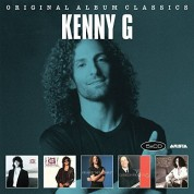 Kenny G: Original Album Classics (5 CD) - CD