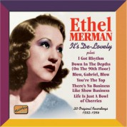 Ethel Merman: Merman, Ethel: It's De-Lovely (1932-54) - CD