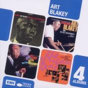 Art Blakey 4 CD Boxset - CD
